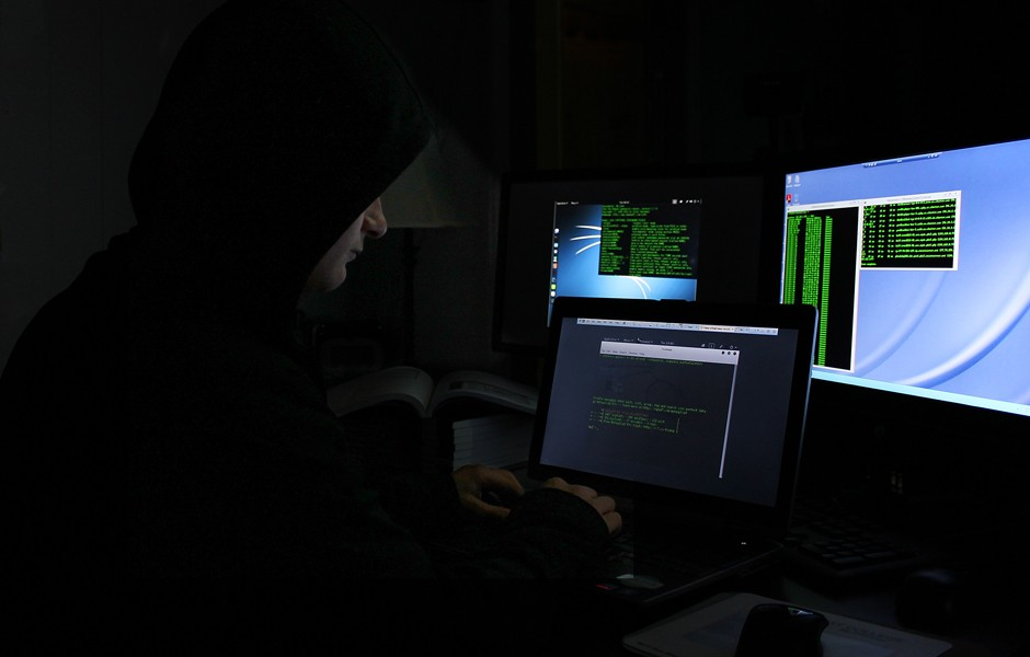 Ethical Hacking at Forrest College. Photo by David Scott Peterson, Anderson, South Carolina.